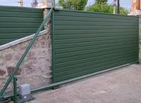 Автоматика для откатных ворот, сдвижных ворот
